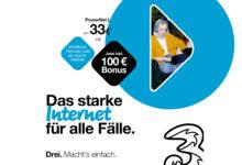 100€ Bonus bei isi-mobile sichern © isi-mobile